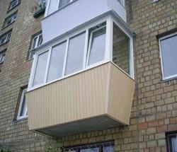 остекление балконов в Бийске