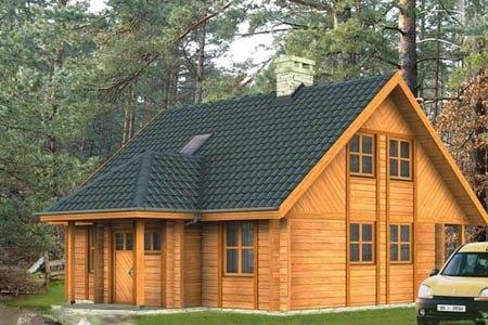 дома на основе деревянного каркаса г.Бийск