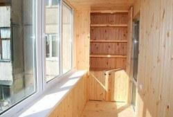 Отделка, ремонт, утепление, балконов и лоджий г. Бийск