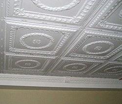 Потолочная плитка г.Бийск, плитка на потолок