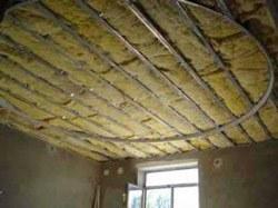 Утепление потолка в Бийске. Утеплить потолок г.Бийск